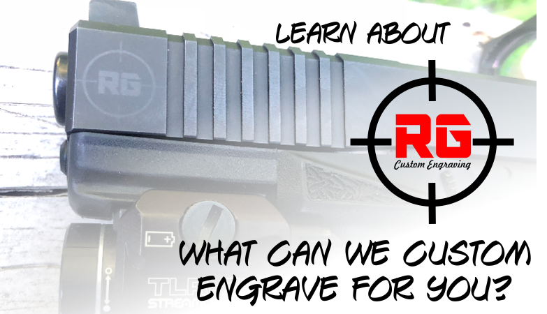 Learn about Red Ghost Custom Engraving and what they can engrave for you!